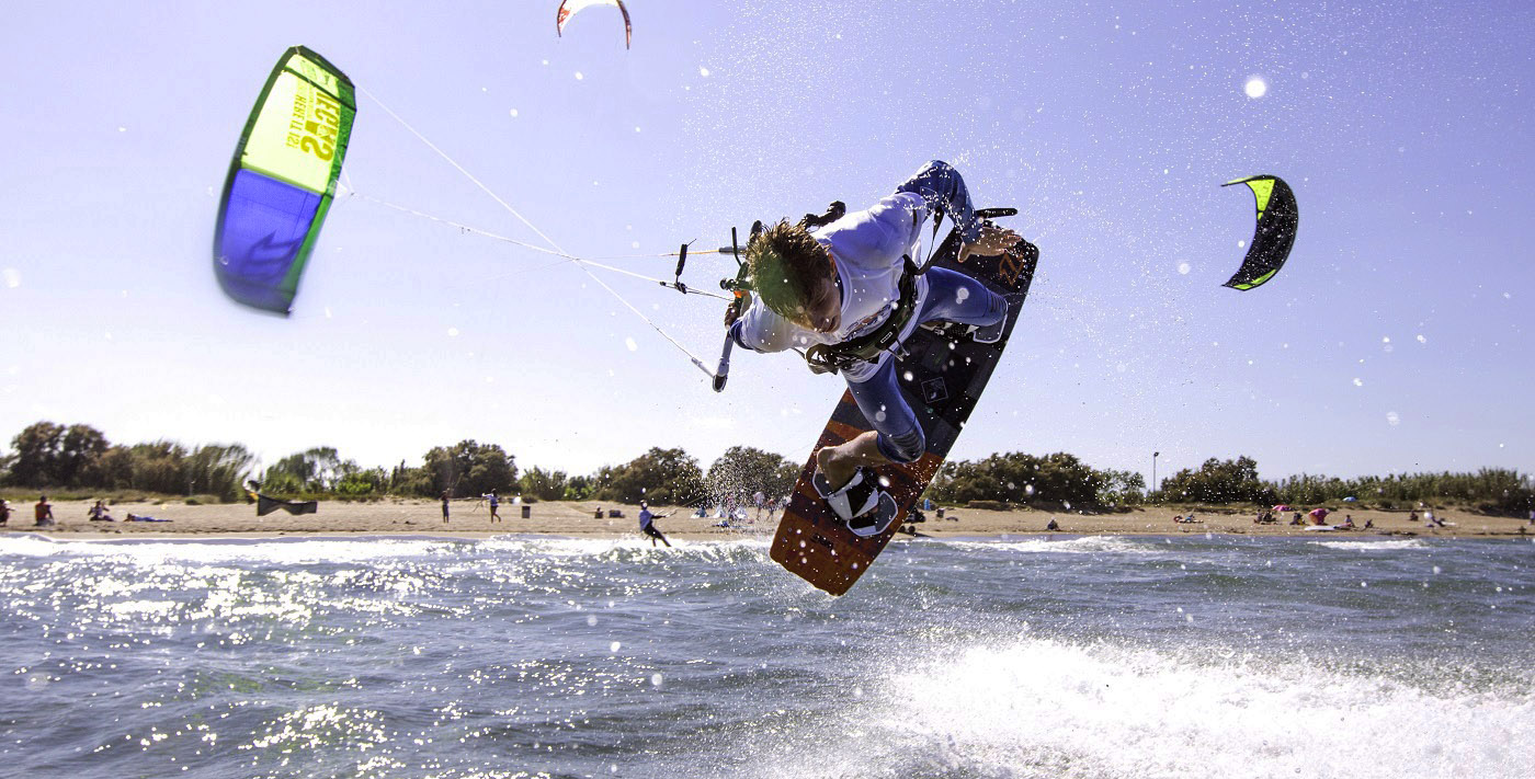 Salto Kite Surf