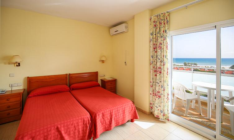 Double room with sea view - 4